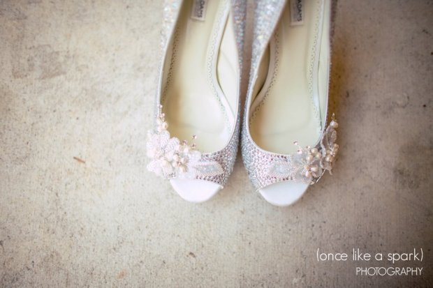 Native and Posh Weddings Shoes