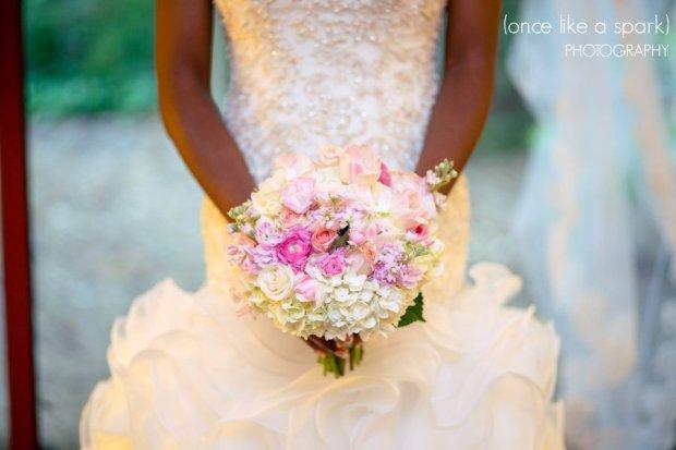 Native and Posh Weddings Bouquet