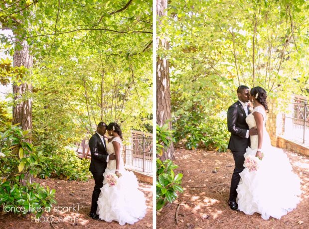 Native and Posh Weddings Couple