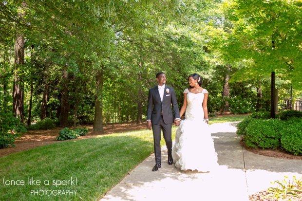 Native and Posh Weddings Couple 2