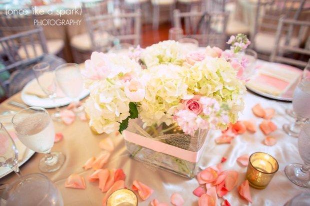 Native and Posh Weddings Reception Table