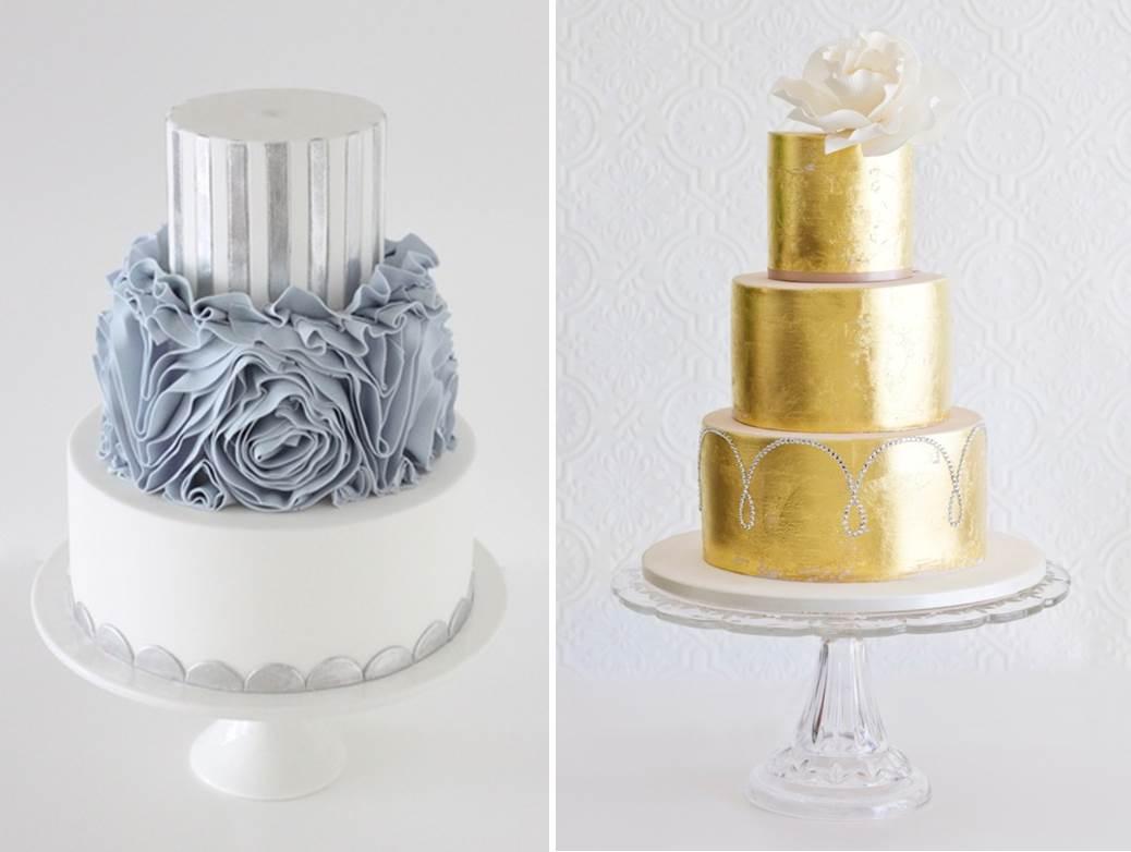 2015 Wedding Cake Trend Predictions – Native and Posh Weddings