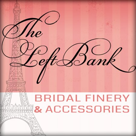 Native and Posh Wedding Blog - The Left Bank Jewelry Logo